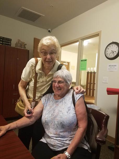 JoAnn and Rita